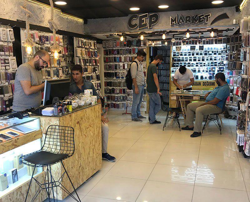 Bağdat Caddesi Telefon Tamiri