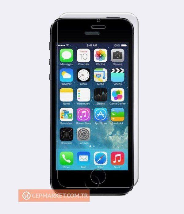 iPhone 5s Kırılmaz Cam