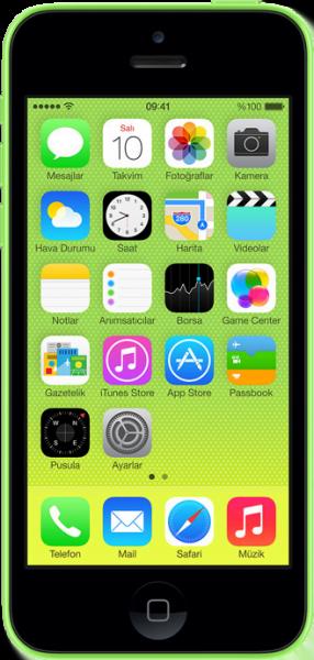 Iphone 5C Kamera Entegresi Değişimi