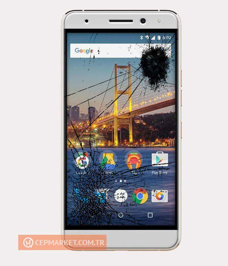 General Mobile Gm 5 Plus Ekran Değişimi