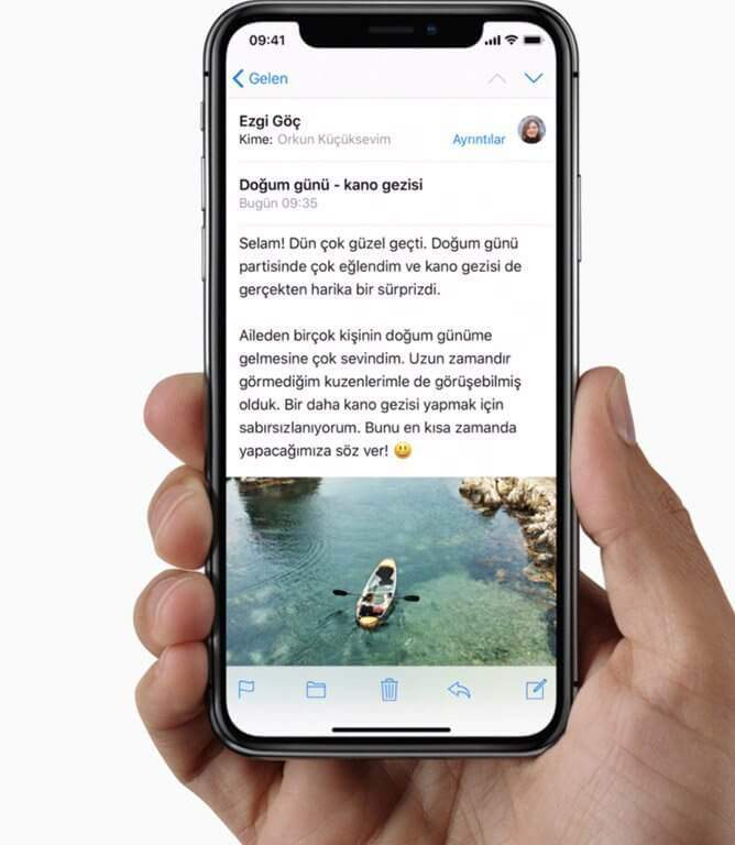 iPhone 10 video
