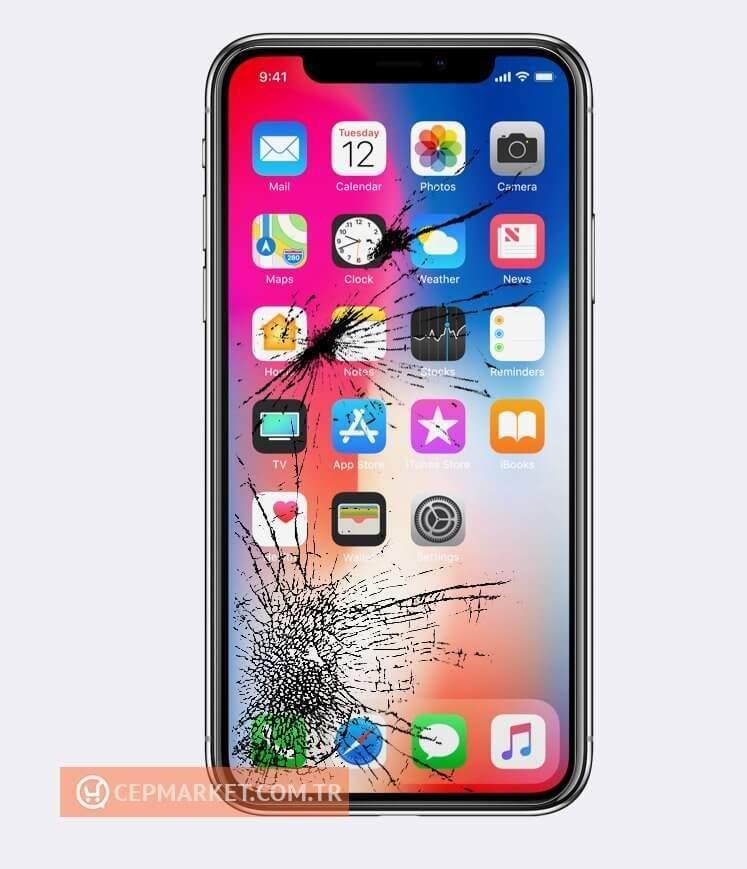 iPhone X Caö Değişimi