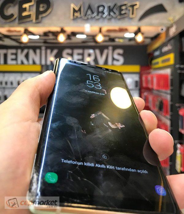 Samsung Note 8 Cam Kırıldı Tamiri Nedir?