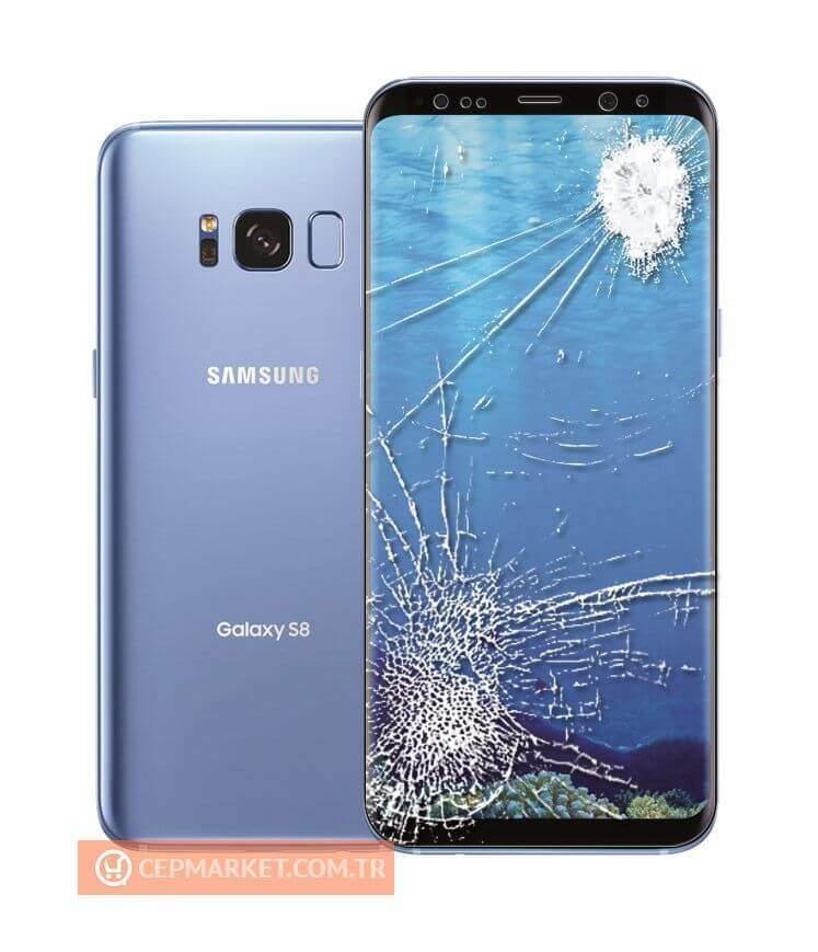 Samsung Galaxy S8 Ön Kamera Değişimi