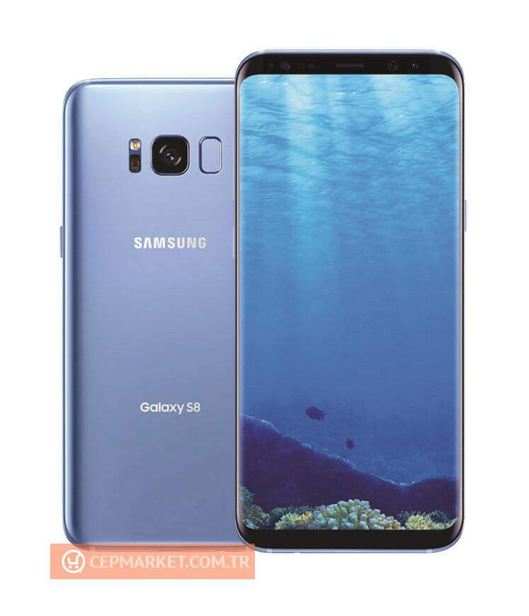 Samsung Galaxy S8 Plus Ön Kamera Değişimi