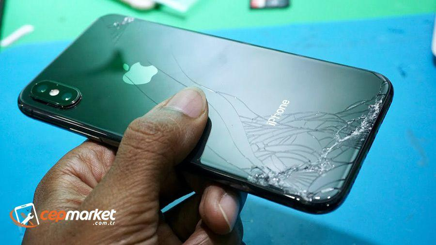How much does it cost to replace iPhone X back glass?