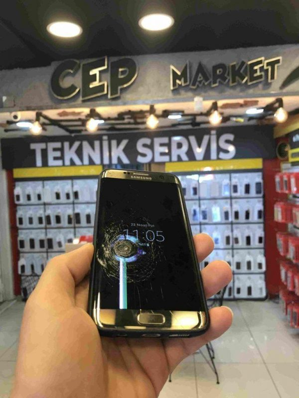 Samsung Galaxy S7 Ekran Değişimi