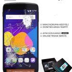 Alcatel One Touch Idol 3 Ekran Değişimi