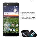 Alcatel One Touch Idol 4 Ekran Değişimi