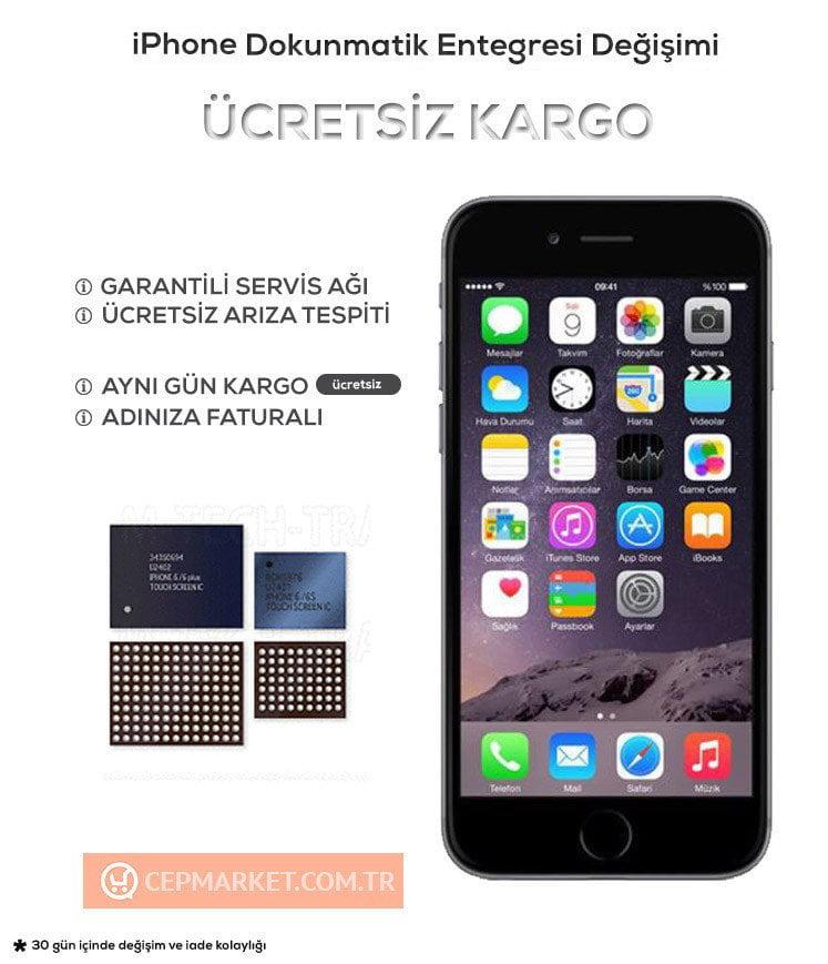 iPhone Dokunmatik Entegresi