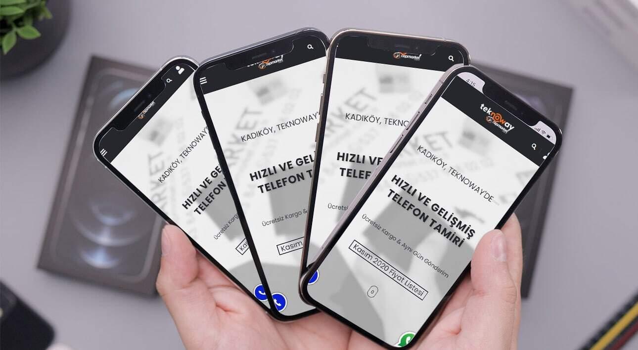 Kadiköy Ekran Değişimi