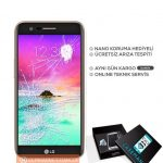 LG K10 2017 Ekran Değişimi