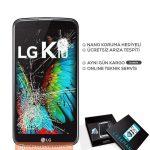 LG K10 Ekran Değişimi