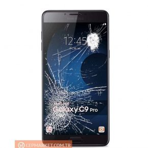 Samsung C9 Pro Ekran Değişimi
