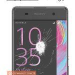 Sony Xperia XA Ekran Değişimi