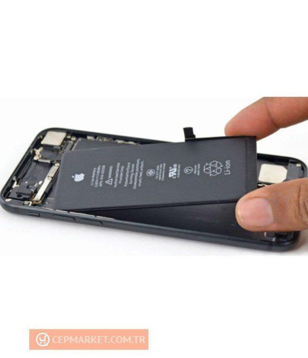 iPhone 6S Plus Batarya Değişimi