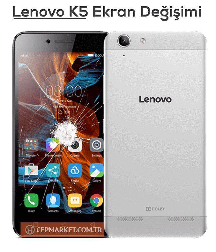 Lenovo K5 Ekran Değişimi