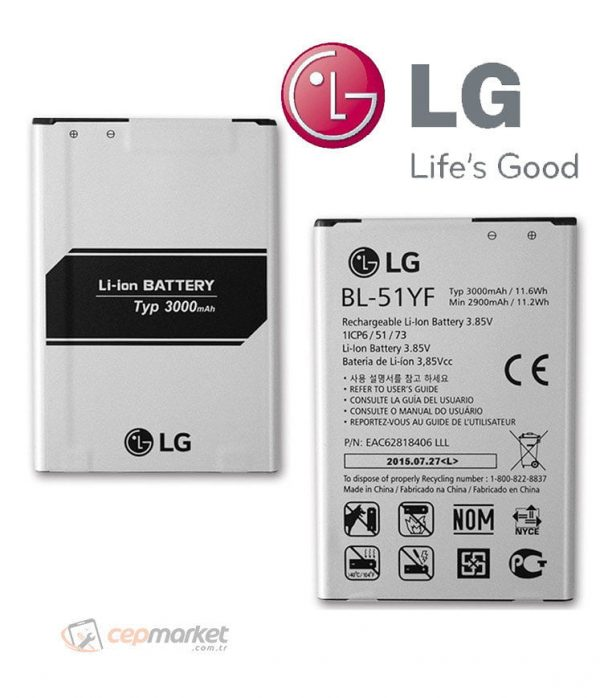 LG G3 Batarya Değişimi