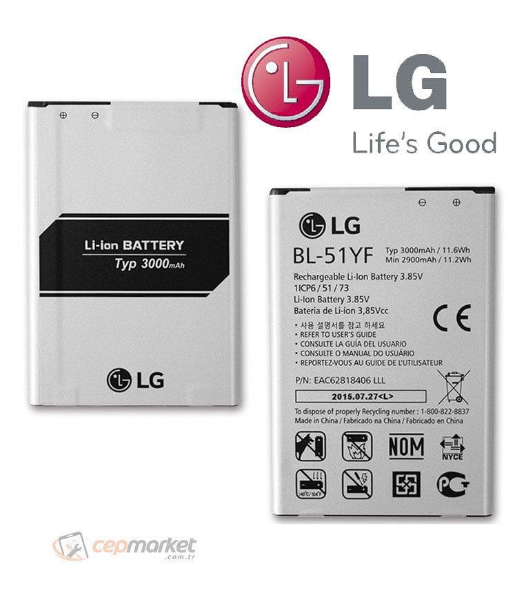 LG K10 Batarya Değişimi