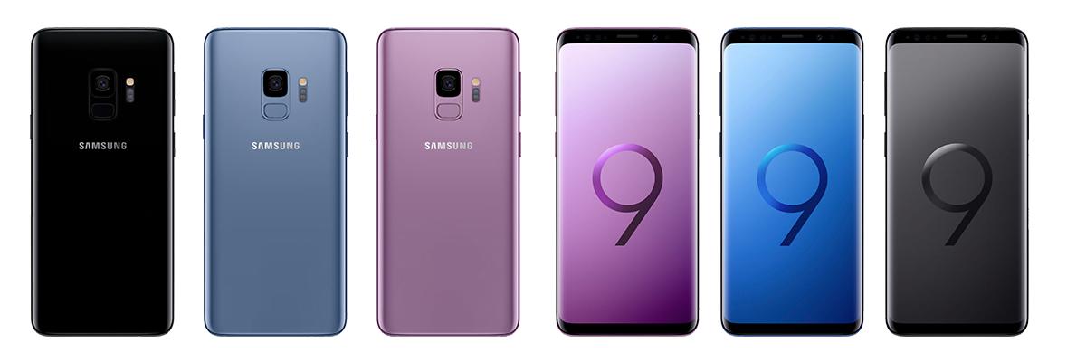 Samsung Galaxy S9 Vodafone