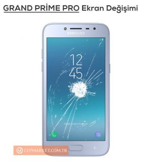 Samsung Grand Prime Pro Ekran Değişimi
