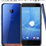 HTC U 11 Ekran Değişimi