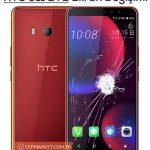 HTC U 11 EYE Ekran Değişimi