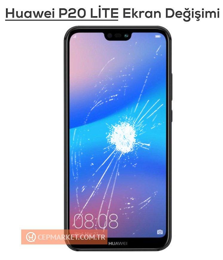 Huawei P20 LITE Ekran Değişimi
