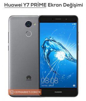 Huawei Y7 Prime Ekran Değişimi