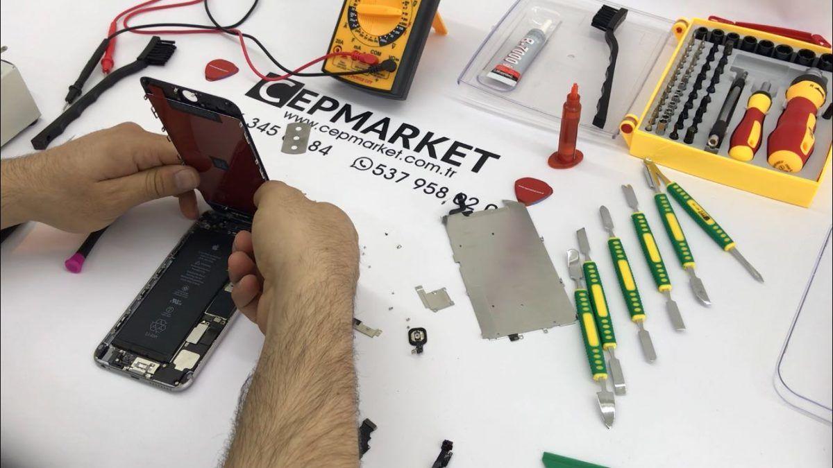 Kadıköy iPhone Servis iPhone Ekran Değişimi