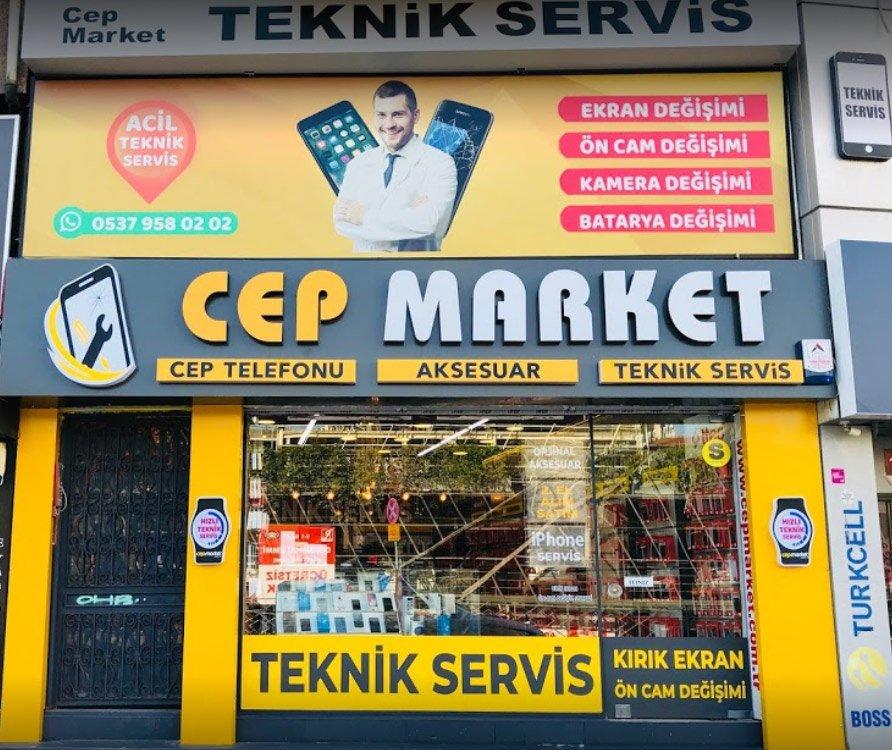 Cepmarket Telefon Alım Satım Kadıköy