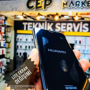 Huawei P20 Ekran Değişimi