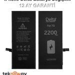 iPhone Delta Batarya Değişimi