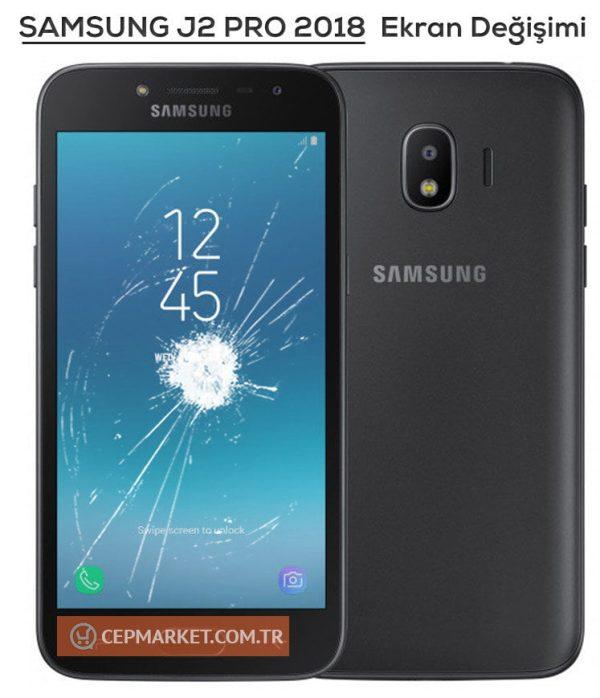 Samsung J2 Pro 2018 Ekran Değişimi