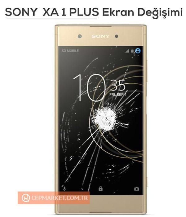 Sony Xperia XA1 Plus Ekran Değişimi