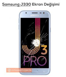 Samsung J330 Ekran Değişimi