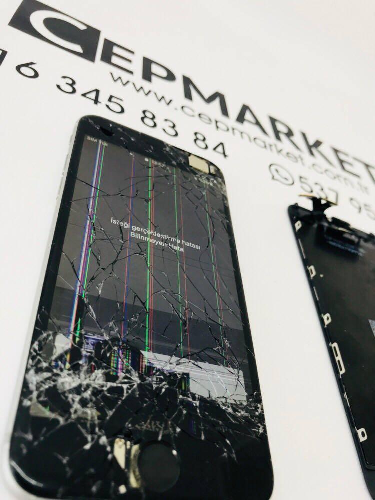 iPhone Ekran Değişimi - Acil Ekran Değişimi Kadıköy