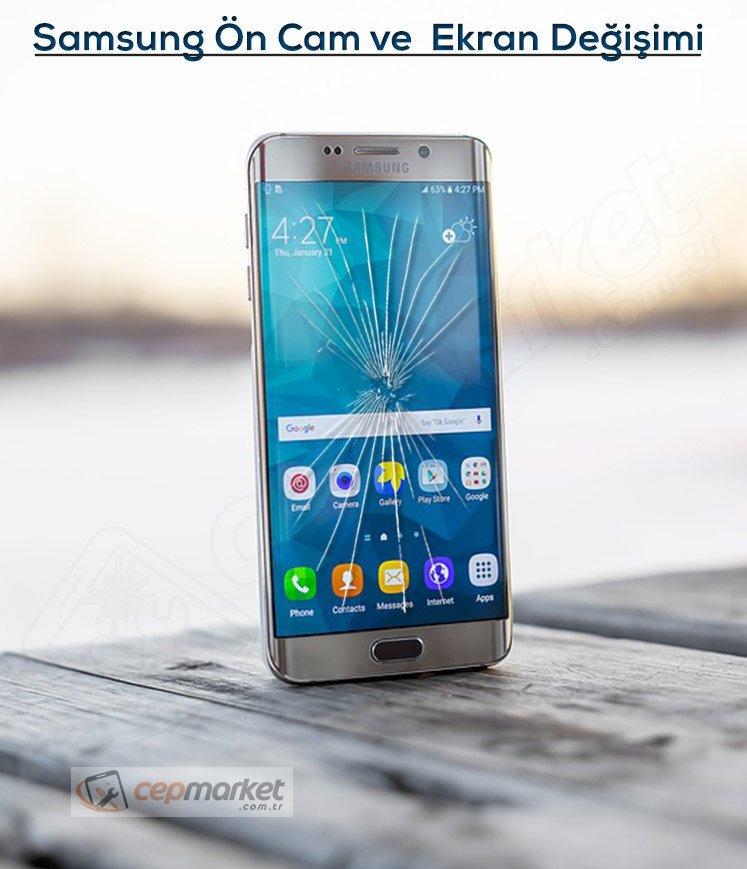 Samsung Ön Cam Değişimi Fiyatları