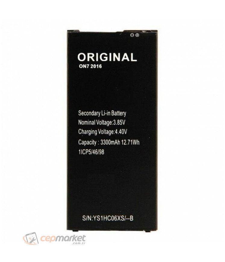 Samsung Galaxy On7 Batarya Değişimi