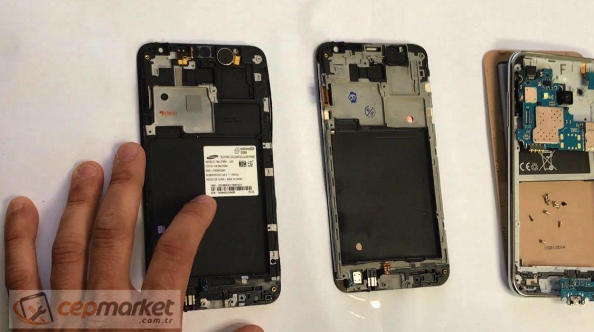 Samsung Galaxy J8 Ekran Tamiri