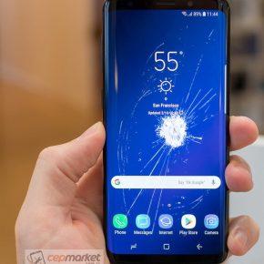Samsung Galaxy S9 Plus Cam Değişimi