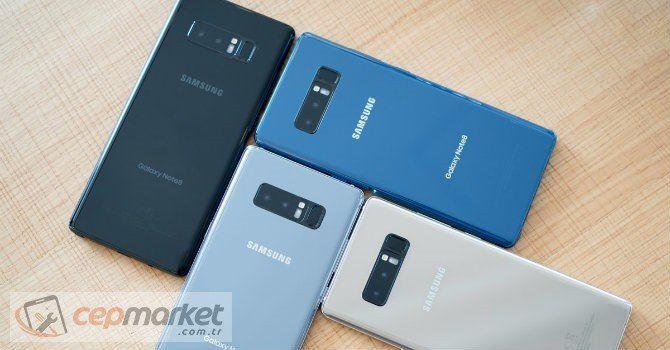 Samsung Arka Cam Kırıldı