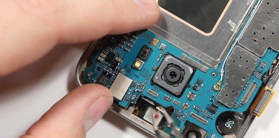 Samsung On 7 Ekran Değişimi