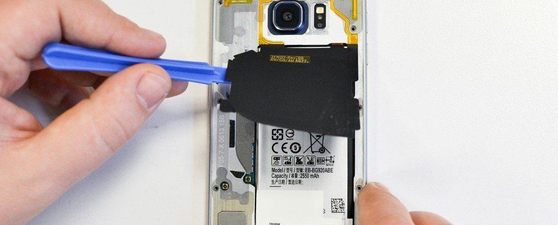 Samsung S6 Edge Ekran Değişimi