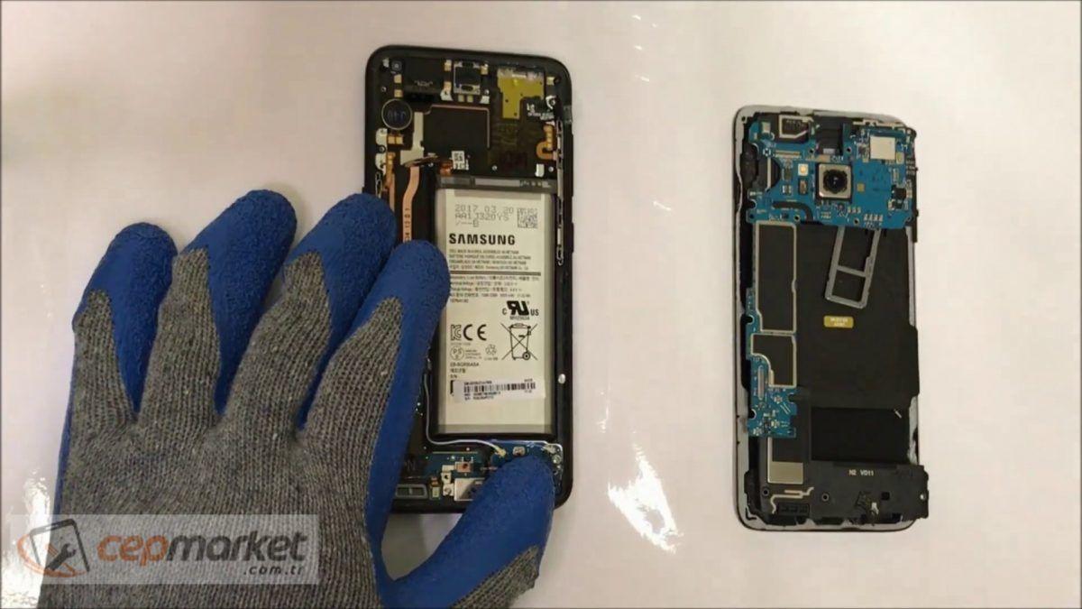 Samsung S8 Plus Ekran Değişimi Fiyatı