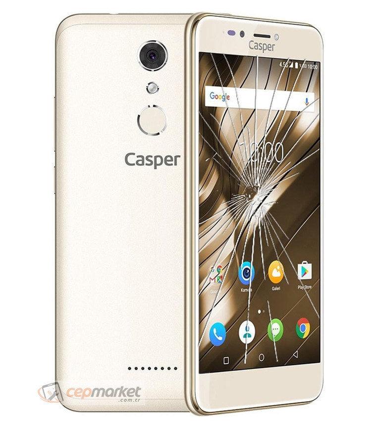 Casper VIA M3 Ekran Değişimi