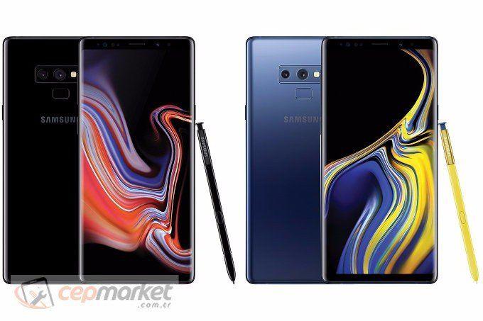 Samsung Note 9 Ekran Değişimi Ne Kadar?