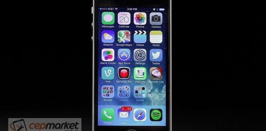 iPhone 5s Ahizeden Ses Gelmiyor