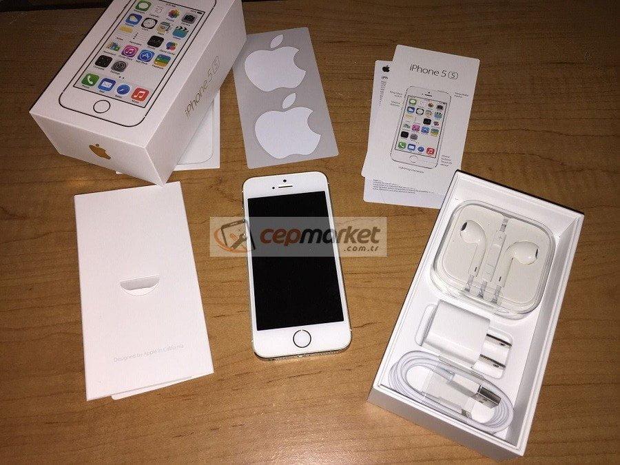 Apple iPhone 5s Kırık Cam Fiyatı