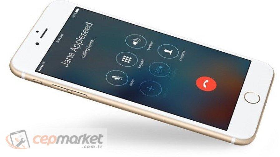 iPhone 6 ve 6 Plus Baseband